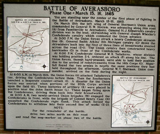 Battle of Averasboro Civil War Map.jpg