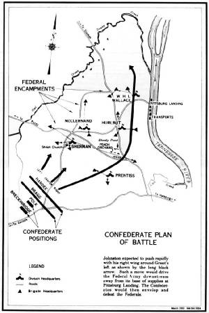 Confederate Plan of Battle of Shiloh Map.jpg