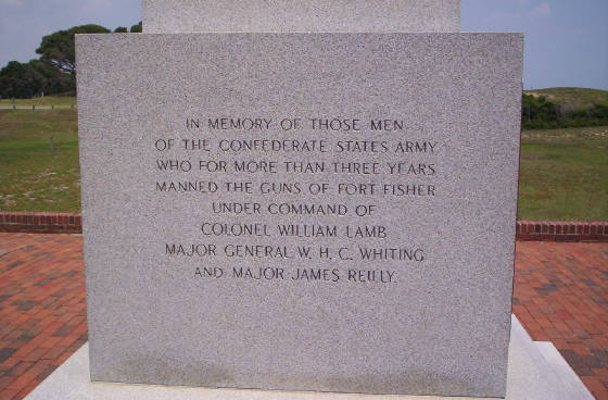 Civil War Battle of Fort Fisher Monument.jpg