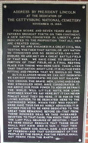 Gettysburg Address Civil War Seven Pines.jpg