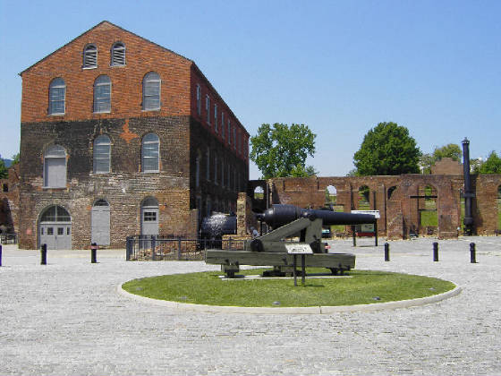 NPS Visitors Center at Tredegar Iron Works.jpg