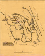 Roanoke Island Civil War Battle Map.jpg