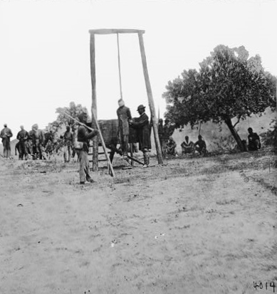 Black Civil War Soldier Hanged .jpg