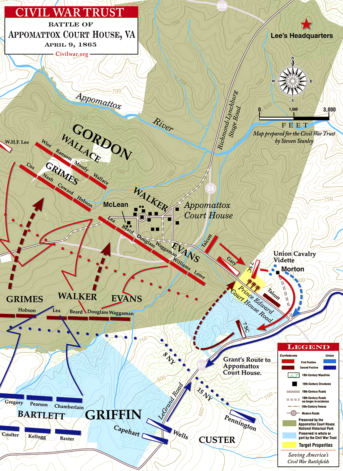 Battle of Appomattox Court House Map.jpg