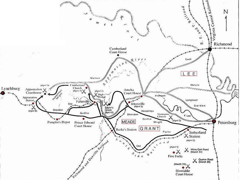 Civil War Appomattox Campaign Battle Map.jpg