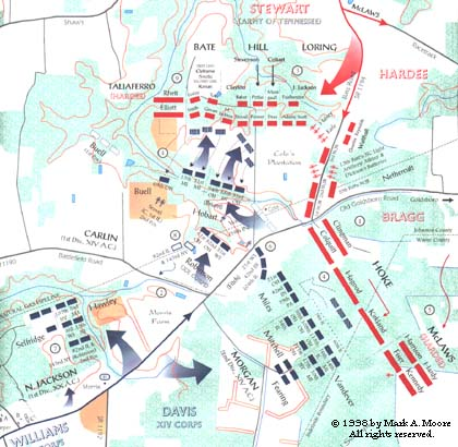 Civil War Battle of Bentonville Map.jpg