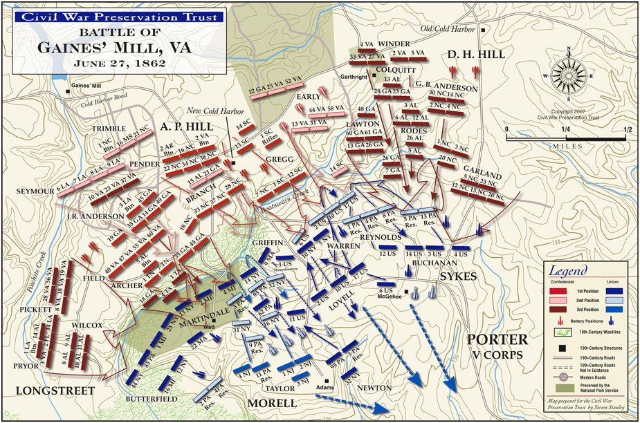 Battle of Gaines Mill Civil War Battlefield.jpg