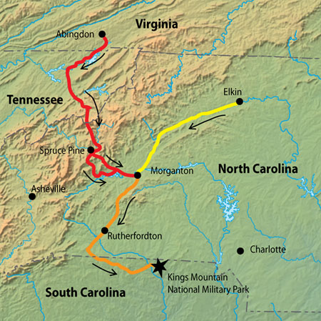Battle of Kings Mountain Battlefield Map.jpg