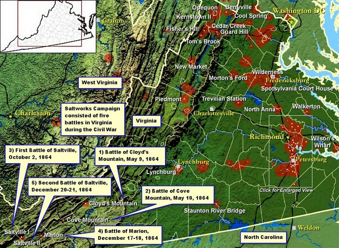 Wikimapia Civil War Battle of Marion Map.jpg