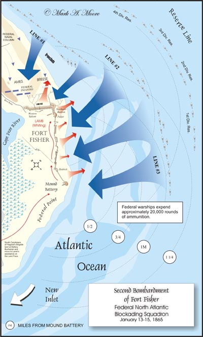 Bombardment of Fort Fisher Map.jpg