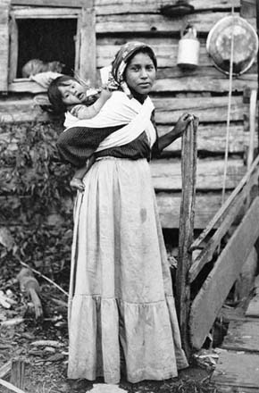Cherokee Indian Woman and Child.jpg