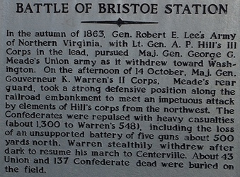 Battle of Bristoe Station Historical Marker.jpg