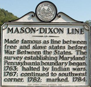 Mason Dixon Line Map Survey History.jpg