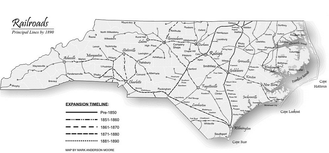 North Carolina Civil War Era Railroads.jpg