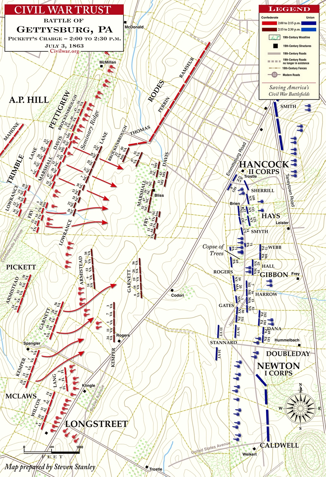 Pickett's Charge Map, by Civil War Trust.jpg