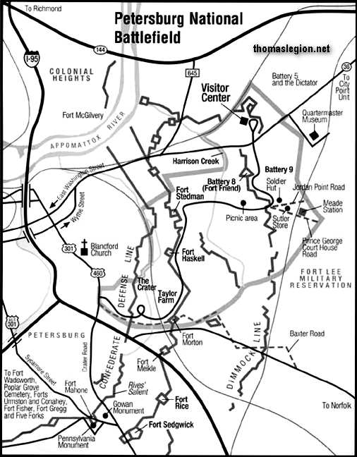 Siege of Petersburg and Battle of the Crater.jpg