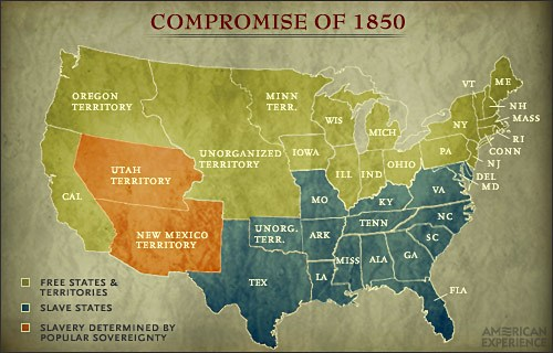Compromise of 1850 and Popular Sovereignty Map.jpg