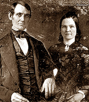 President Abraham Lincoln Mary Todd Lincoln.jpg