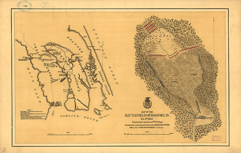 Civil War Battle of Roanoke Island Map.jpg
