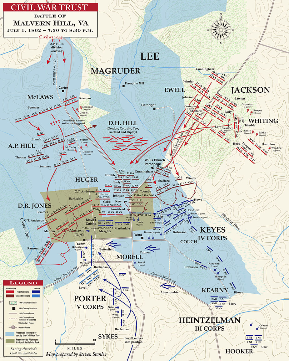Malvern Hill Battlefield Map.jpg