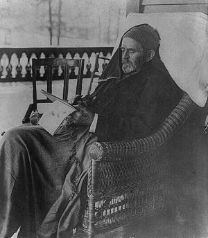 Ulysses S. Grant Writing His Memoirs photo.jpg