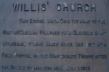 Willis Church & Battle of Malvern Hill.jpg